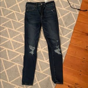 Abercrombie & Fitch Simone High Rise Jeans Size 26